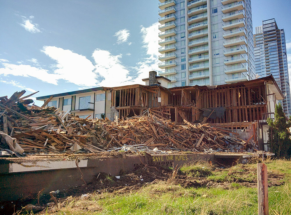 Burnaby Is Protecting Tenants. Why Won't Vancouver?