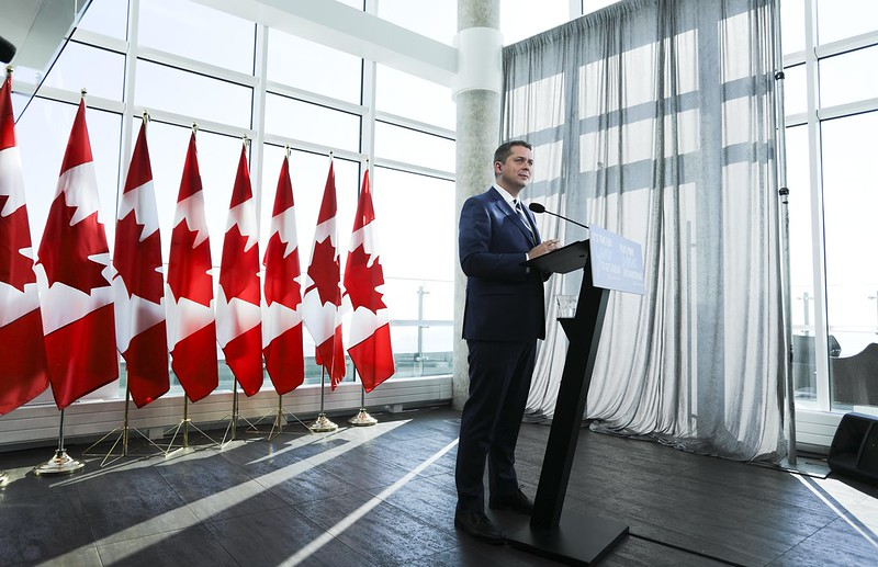 Why I Bet Andrew Scheer Won't Be Prime Minister
