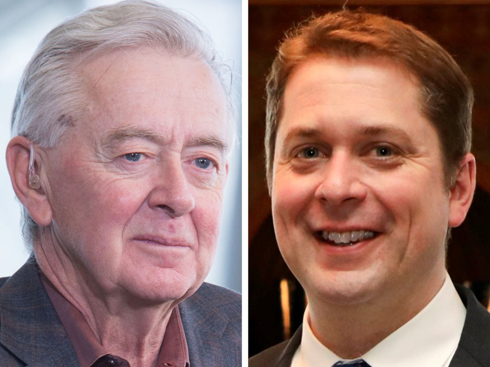 Scheer, Who Is Toast, Should Have Listened to Preston Manning
