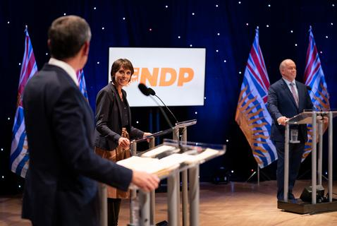 The Ridings to Watch on BC's Election Night