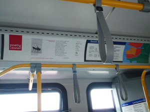 Poem on bus