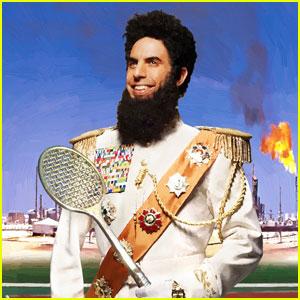 Perfect Target Sacha Baron Cohen As Buffoonish Dictator