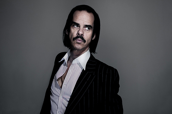 Musician Nick Cave