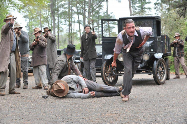 Scene from 'Lawless'