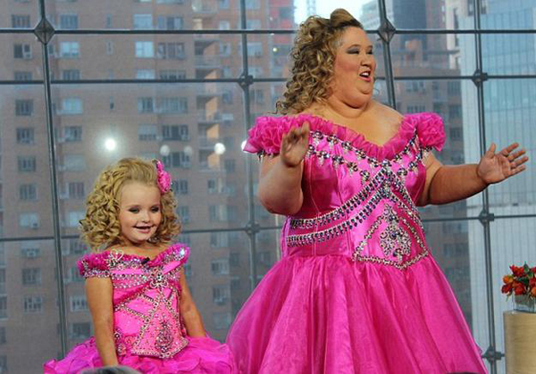 Scene from 'Here Comes Honey Boo Boo!'