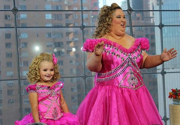 582px version of Scene from 'Here Comes Honey Boo Boo!'