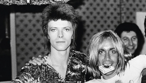 Bowie and Iggy, Circling Each Other | The Tyee
