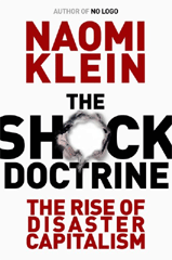 Shock Doctrine book cover (smaller)