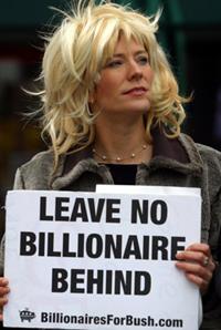 Billionaires For Bush