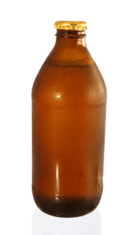 Beer bottle (stubby)
