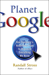Planet Google, book cover