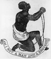 Seal of Society for the Abolition of Slavery in England