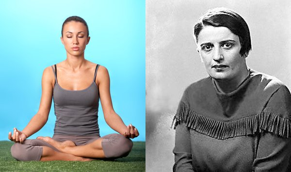 Yoga and Ayn Rand