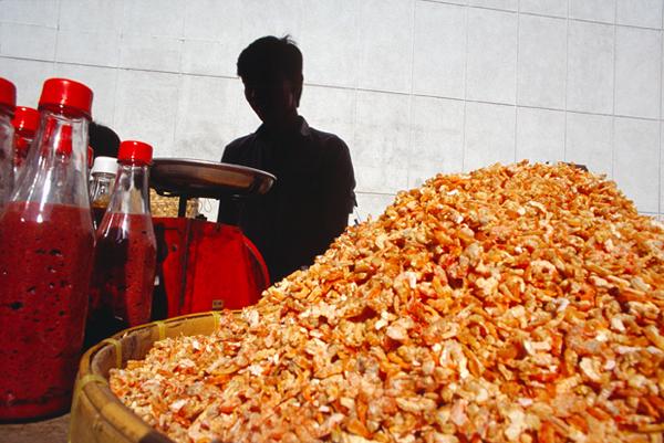 Shrimp paste, Kuala Lampur