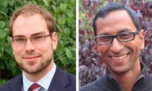 Authors David Stuckler and Sanjay Basu