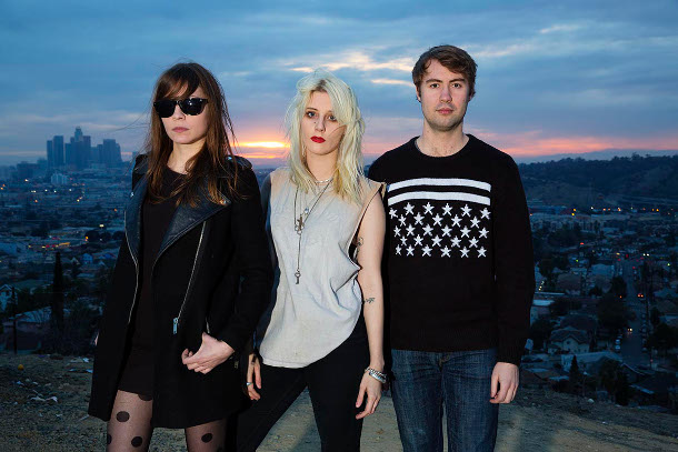 Punk band White Lung