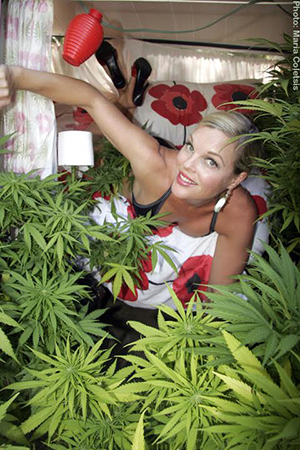 Naked girls in a pot farm Wreck S Favourite Watermelon Hangs Up Her Birthday Suit The Tyee