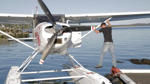 582px version of BC floatplane pilot