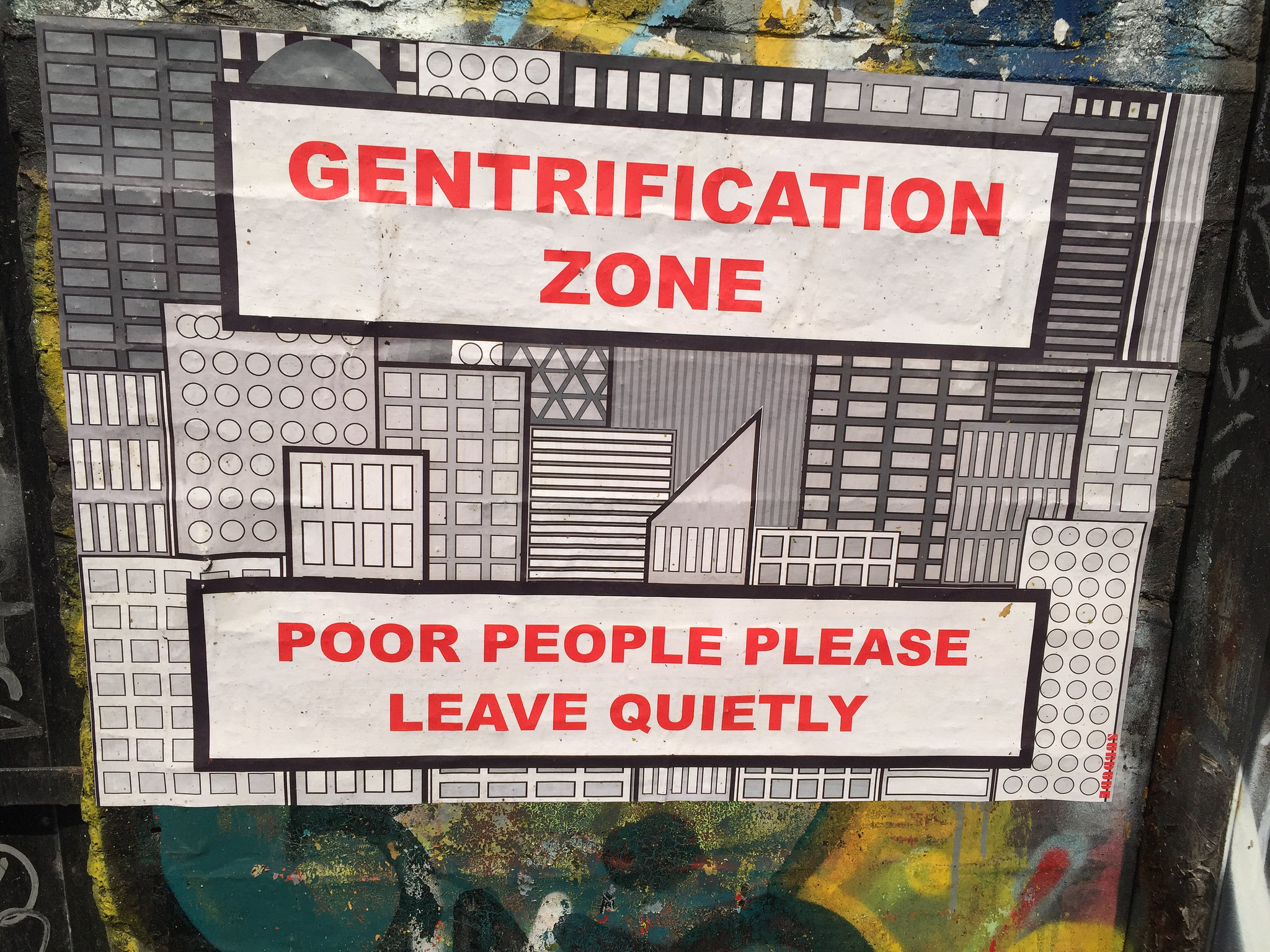 Gentrification Examples