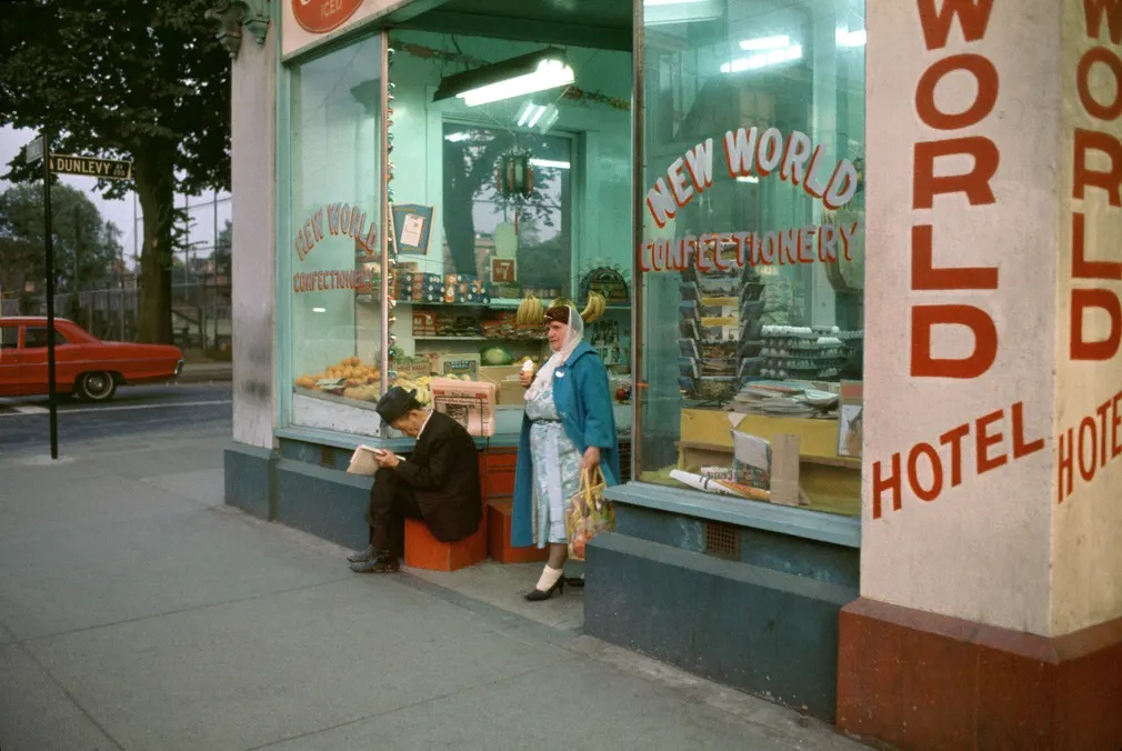 The Life of Fred Herzog, Vancouver's Beloved Photographer
