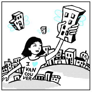 Illustration of rental requirments in Vancouver