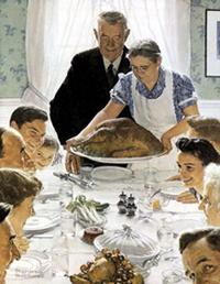 Rockwell Family Dinner