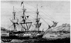 Tonquin Ship