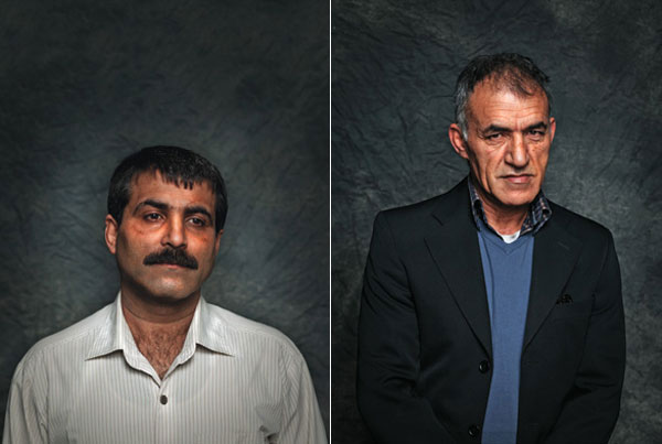 Survivors of the Iraq-Iran War in Vancouver