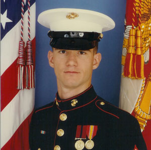 Chris Cannon, Marine