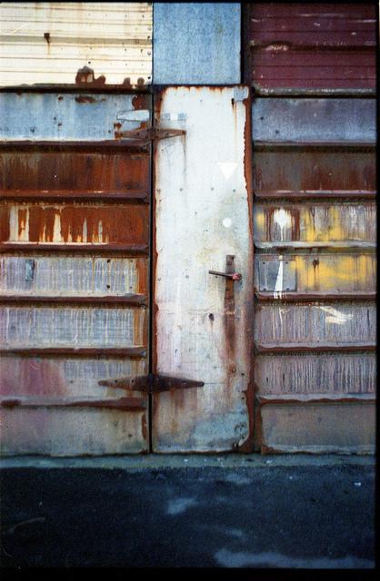 Yaletown door
