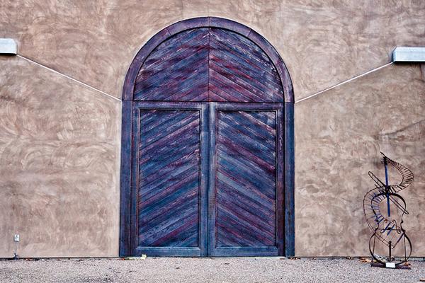 Penticton door