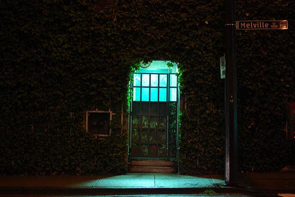 Melville Street door