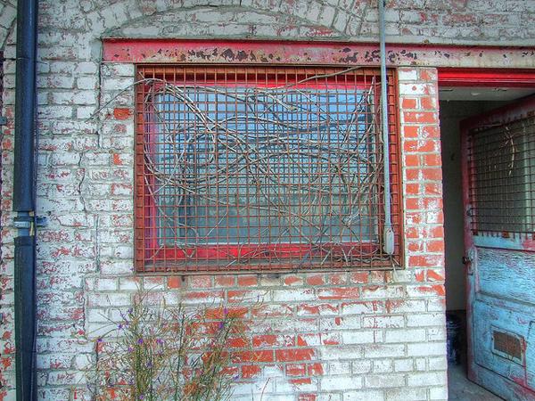 Powerhouse door