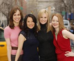 Cashmere TV show cast