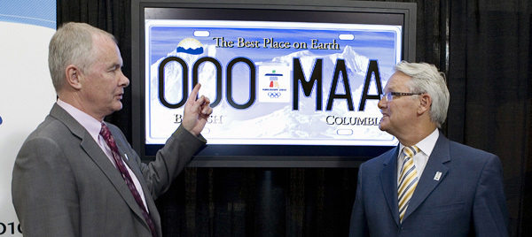 Unveiling of 'Best Place on Earth' slogan