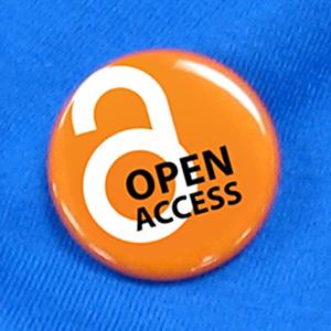 Open Access pin