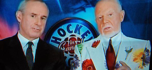 'Hockey Night In Canada'