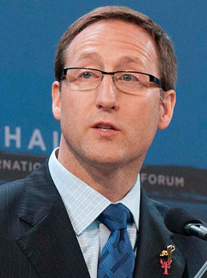 Defence Minister Peter MacKay