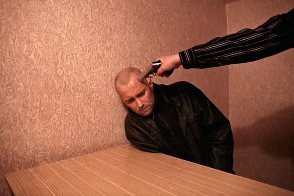 'Interrogations' photojournalism