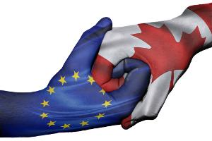 CETA handshake