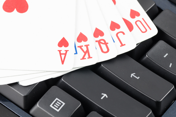 Website gambling laws