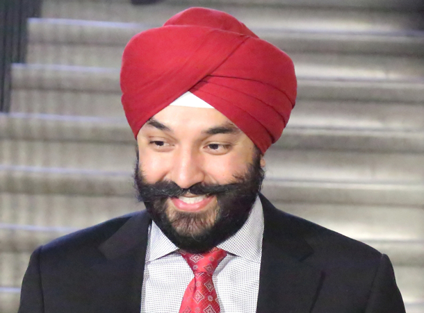 Copyright law for the blind needs fine tuning the tyee for Navdeep singh bains