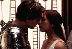 the love of romeo and juliet