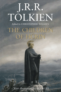 The Children of Húrin book cover