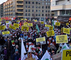 Copenhagen Protest