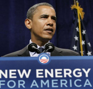 Obama announcing energy policy