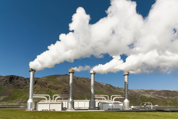 Geothermal powerplant