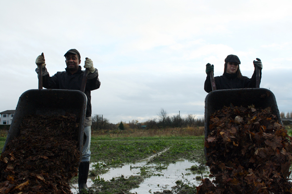 Kwantlen farmers