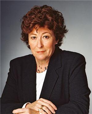 UN High Comissioner Louise Arbour