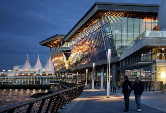 582px version of Vancouver Convention and Exhibition Centre